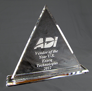 ADI Vendor of the Year Award
