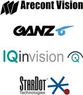 exacqVision 4.1 additions for Arecont, Ganz, IQeye and StarDot