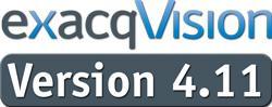 exacqVision Version 4.11