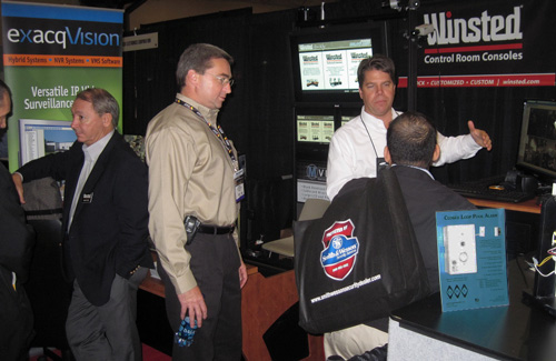 Exacq at ISC East 2009