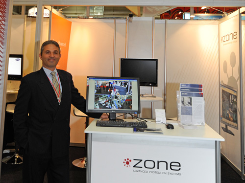 Exacq at CeBIT Australia 2009 in the Zone APS booth