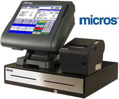 Micros 9700 integration with exacqVision