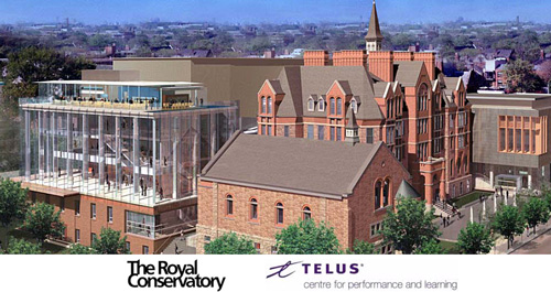 Telus Centre for Performance and Learning