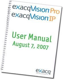 exacqVision IP User Manual