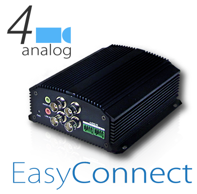 exacqVision E-Series video encoder for exacqVision VMS
